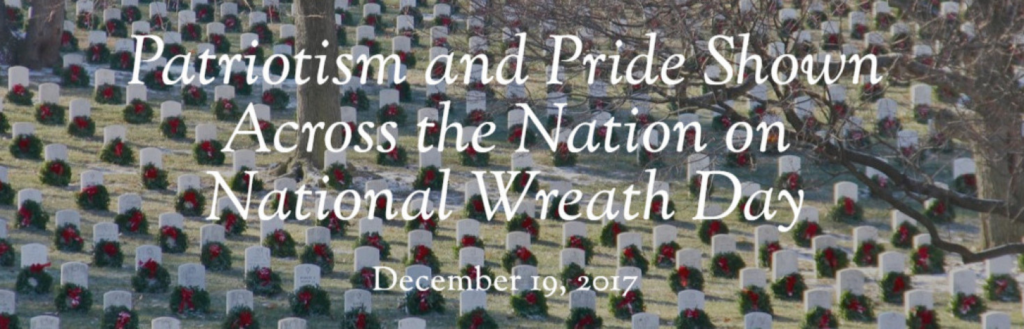 This Organization Honors Fallen Soldiers With Graveside Wreaths