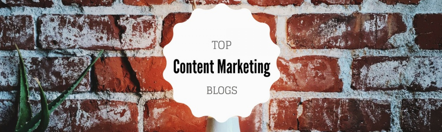 The Top Content Marketing Blogs