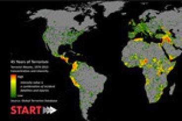UMD Researchers Advance Terrorism Studies with Terror Attack Database