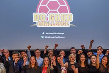2018 Do Good Challenge Finalists Selected From 113 Teams