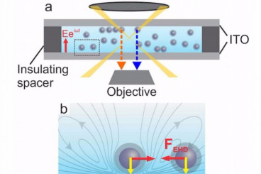 Research Team Uses Dark Field Optical Microscopy to `See` Nanoparticles