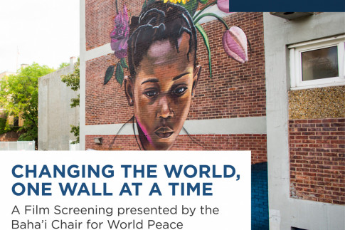 April 16: Changing the World, One Wall at a Time: A Film Screening