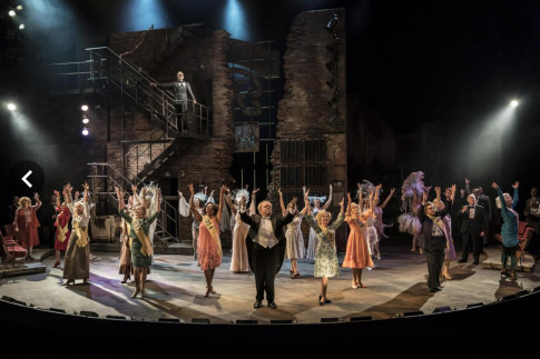 THE STAGE - Follies to return to National Theatre and release cast recording