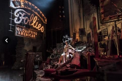 National Theatre`s Follies will return next year