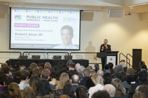 Record-breaking participation at 2018 Public Health Research @ Maryland
