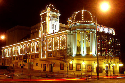 The Alhambra TheatreBradford