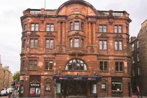 King`s Theatre Edinburgh