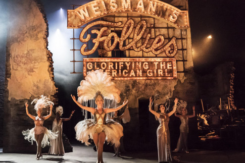 Follies will return to the National Theatre next year