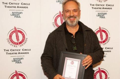 The Critics` Circle Theatre Awards | Carl Woodward