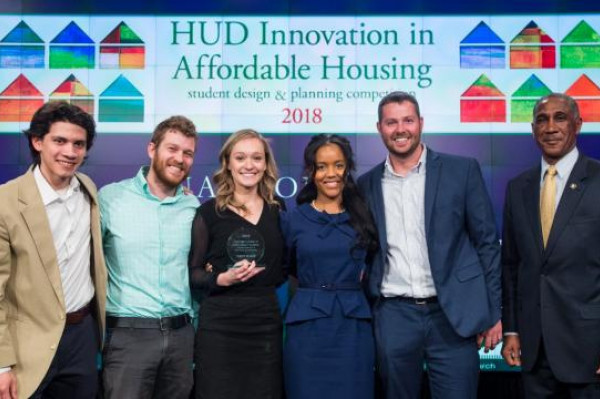 UMD Wins HUD Affordable Housing Competition