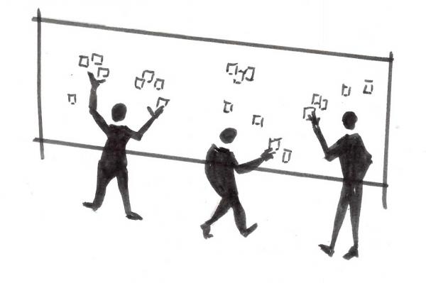 Design Thinking Les 5 réflexes et habitudes de la Pensée Visuelle