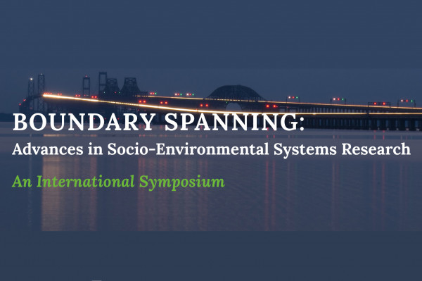 June 11-13: Boundary Spanning: SESYNC Symposium 2018