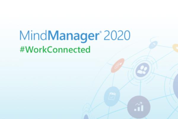 Sortie MindManager 2020 Des Fonctions à Valeur ajoutée dont Co-édition