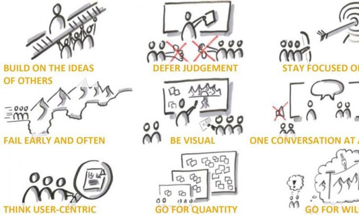 Design Thinking est une arme pour le Marketing Les designers la savent